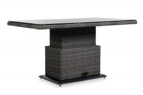 Solano in hoogte verstelbare tafel inclusief spraystone blad
