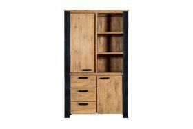 Woodstock Cabinet 2 doors, 3 drawers