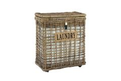 Laundry Basket on wheels