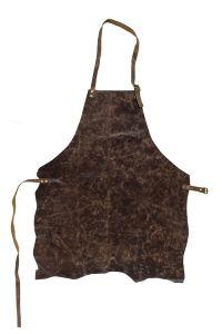 Leather Vintage Apron