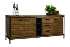 Northwood Dresser 3 doors, 3 drawers