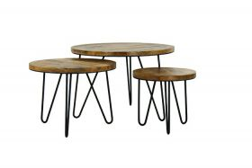 Davao Vintage Coffee Tables set of 3