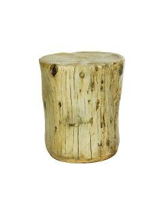 Elba wooden stool