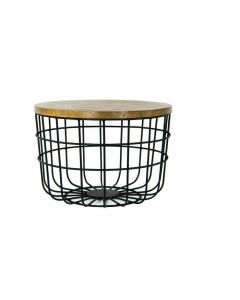 Lattice Vintage Coffee table black