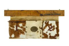 Cow Vintage Wall Hanger