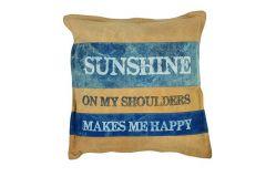 Sunshine Vintage Cushion
