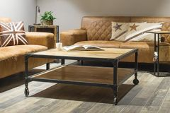Jonah double coffee table sfeer
