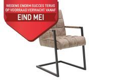 Turner Diningchair Taupe