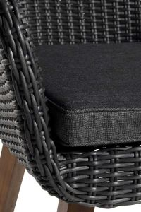 Cushion for Mika Outdoor Diningchair Grijs