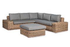 San Rafael Loungeset met bijzettafel inclusief zit- en rugkussens